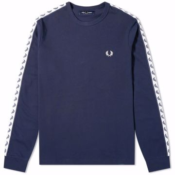 Fred Perry L/Æ T-shirt