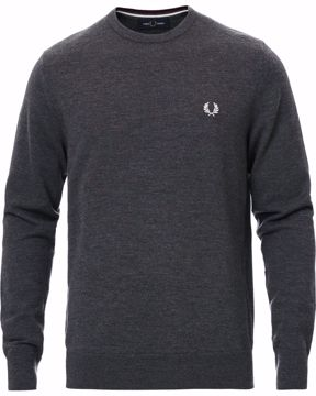 Fred Perry strik o-hals