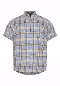 Signal kortærmet skjorte