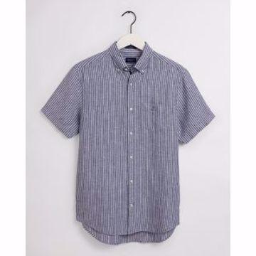 Gant kortærmet skjorte