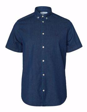 Les Deux kortærmet skjorte
