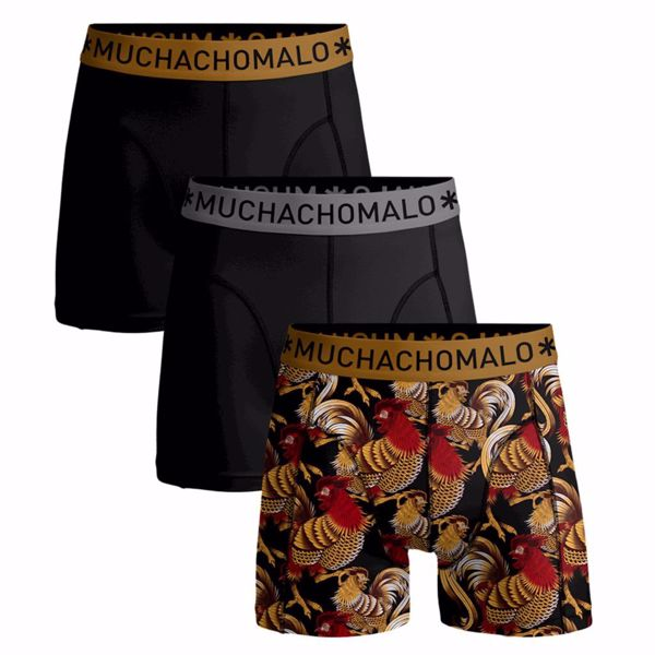 Muchachomalo 3-pack